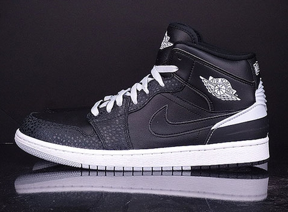Air Jordan 1 Retro 86: Black   White   Pure Platinum   Available on eBay