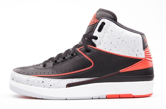 Air Jordan 2: Infrared 23   Nikestore Release Information