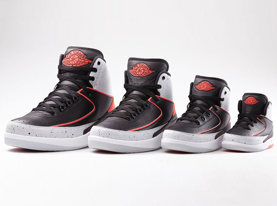 Air Jordan 2: Infrared 23   Release Reminder