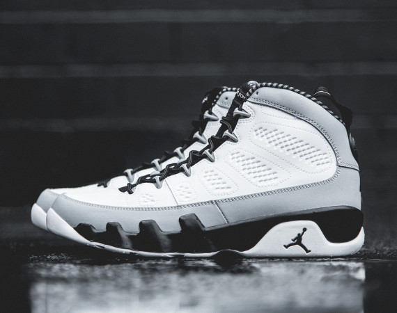 Air Jordan 9 Retro: Barons   Release Reminder