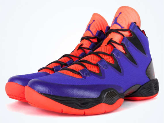 Air Jordan XX8 SE: Dark Concord   Infrared 23   Black