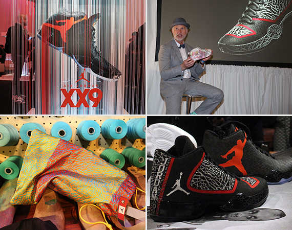 Air Jordan XX9: Launch Event Recap