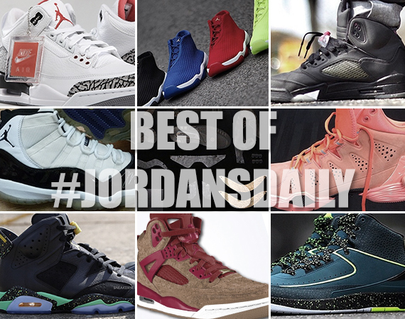 Best of #JordansDaily on Instagram   April 28th, 2014