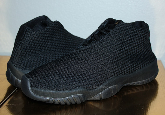 The Jordan Future Goes Full Blackout