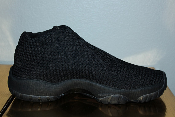 air jordan future all black