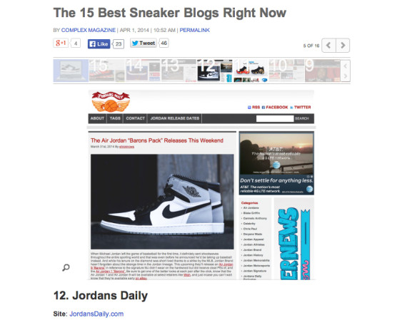 38678159765b It s been a big month over at Jordans Daily between the numerous Release  Date updates of an onslaught of upcoming 2014 Retros