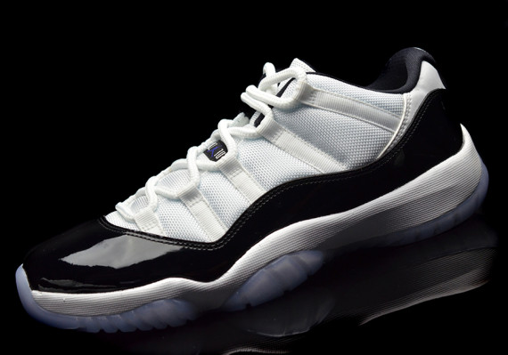 Air Jordan 11 Low: Concord Arrives this May