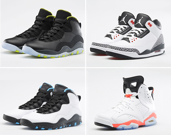 Foot Locker Planning Huge Jordan Brand Restock for Final Four Weekend