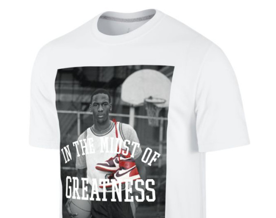 Jordan Midst of Greatness T Shirt