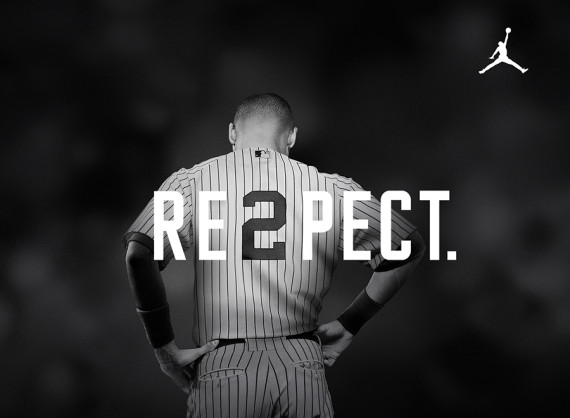 Jordan Brand Pays RE2PECT to Derek Jeters Last Season