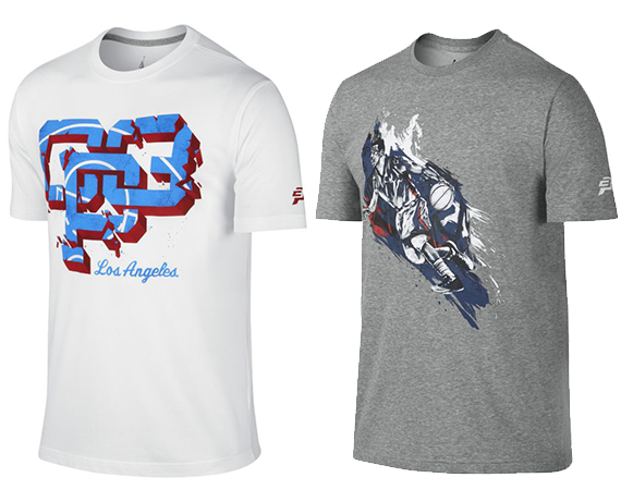 Jordan CP3 Remix T Shirts   Available on Nikestore