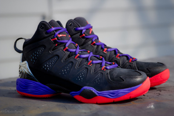 Jordan Melo M10: Raptors   Arriving at Retailers