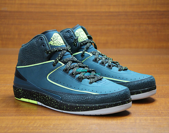 Nightshade Air Jordan 2 Retro