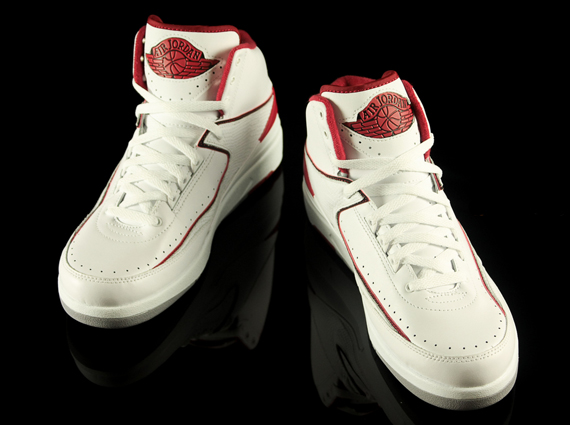 Air Jordan II Retro: White   Red   Returning This June