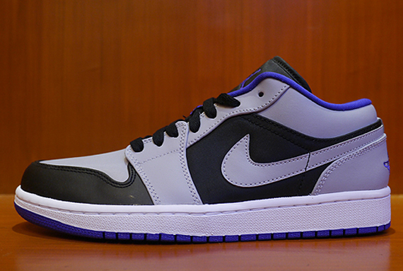 Air Jordan 1 Low: Dark Concord