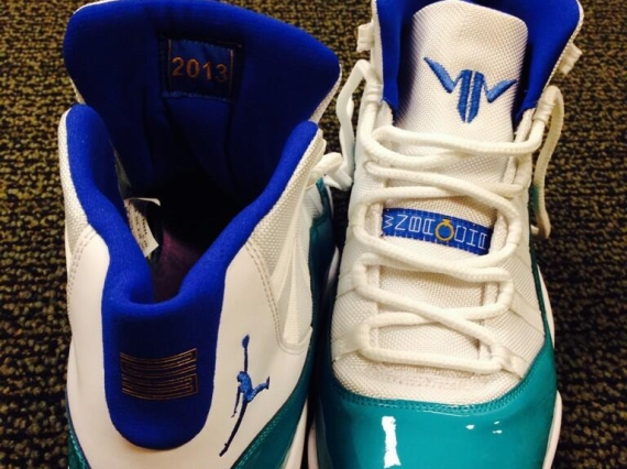 Maya Moores Air Jordan 11 PE