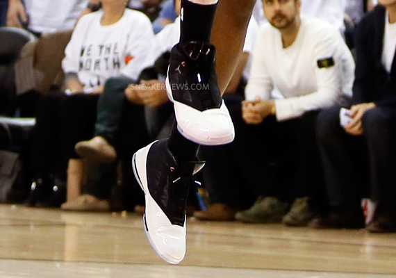 Joe Johnson Wears Air Jordan 16 Retro Nets PE
