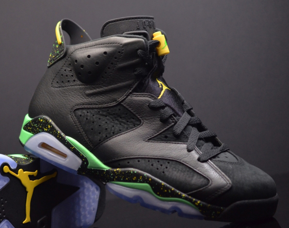 "Jordan ""Brazil Pack"" to Release Only 2000 Units"