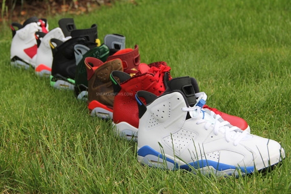 "6d593d3520cf8a We re only a few days away from the Air Jordan 6 ""Carmine"" and yet we know  that there s still plenty of Jordan Brand s respective sleeves when  regarding M.."