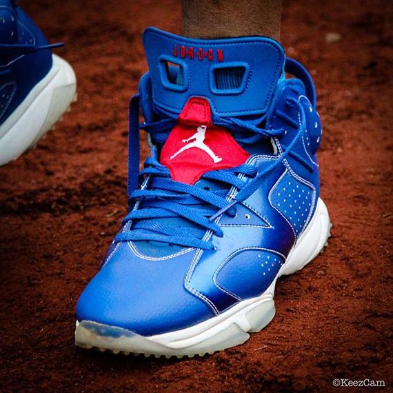 Custom Nike Baseball Turf Shoes