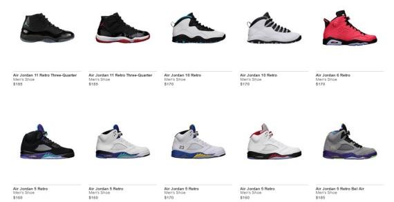 When Do Online Shoe Stores Restock