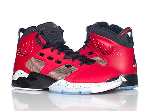 4fd4a74e60b912 The Jordan 6-17-23 continues to get reworked with that classic Jordan color  palette