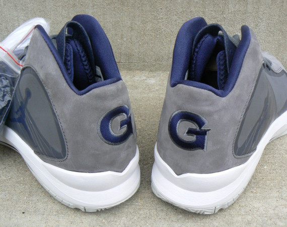 Jordan Aero Flight: Georgetown Hoyas PE   Available on eBay
