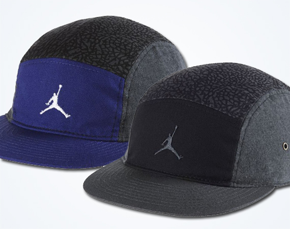 A couple years ago the thought of Jordan Brand releasing a five panel camp  hat would . ... d1d3702cdd82