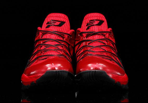 Jordan CP3.VII Black White Red