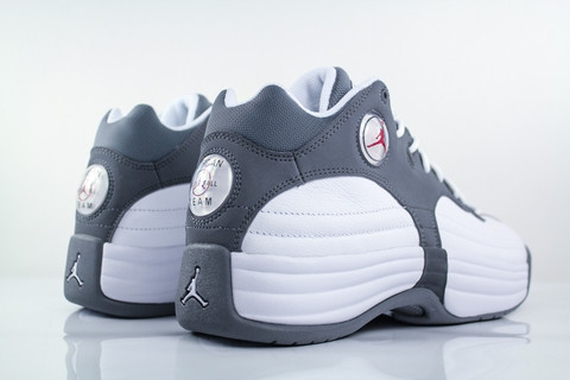 Do you remember seeing the Jordan Jumpman Team 1 on the court when they  initially debuted back in 1997 as the first team-branded Jordan model?