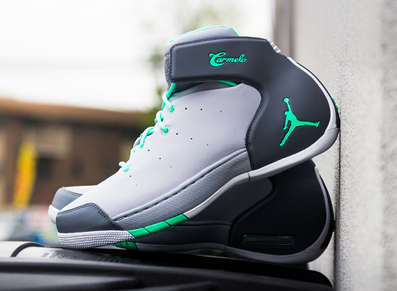 Jordan Melo 1.5: Green Glow