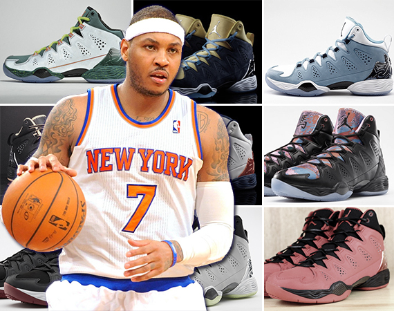 The Best of the Jordan Melo M10