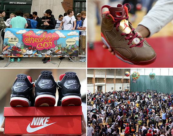 Sneaker Con 2014 Chicago Sneaker Con Arrived in Chicago