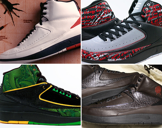 Sneaker News Presents: The 10 Best Air Jordan 2 Releases