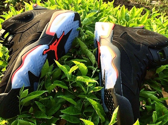 """31339bd423126a This year s Black Friday is sure to be a bigger than usual event thanks to  the return of the Air Jordan 6 """"Black Infrared"""" for the first time since  2010 s ..."""
