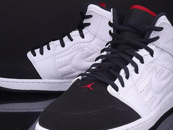 quality design de348 f9de4 Air Jordan 1 Retro  99. Color  White Black-Gym Red Style Code  654140-101.  Price   130