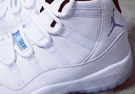 Air Jordan 11 Retro: Legend Blue for December 2014