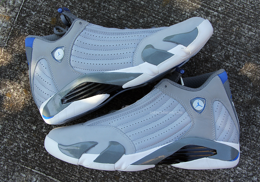 bd05bd61e2d7 The Air Jordan XIV was a surprising addition to the Jumpman catalogue this  year