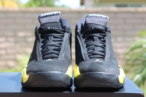 Air Jordan 14 Tonnerre Site Officiel Ebay oAM6kzOA