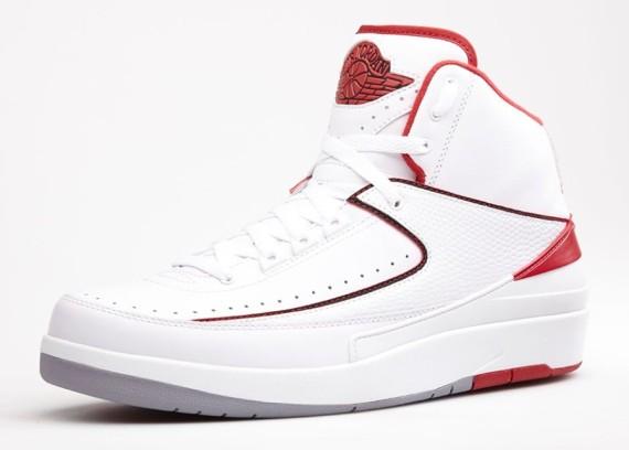 Air Jordan 2: Varsity Red   Nikestore Release Info