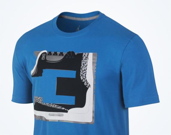 air jordan 3 shirt