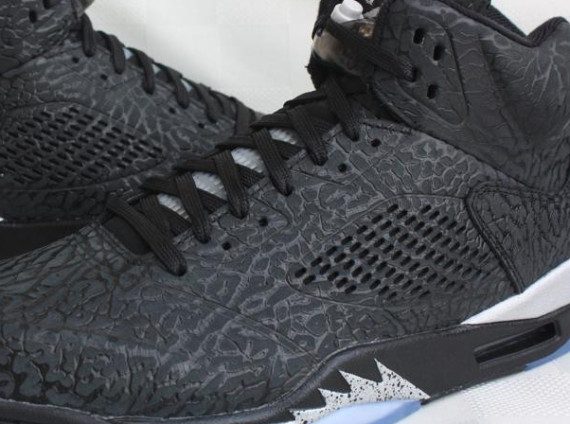 "a58eed8492f8 The Air Jordan 3Lab5 ""Black Metallic"" will hit retail shelves on July 26th"