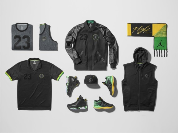 Jordan Brand Brazil Apparel Collection   Available Now