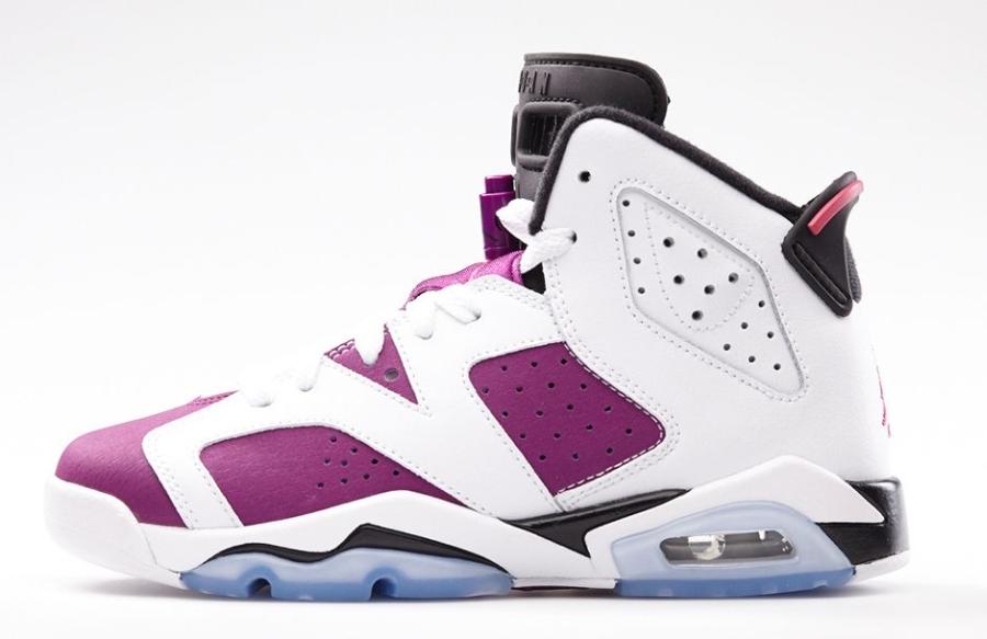 air jordan retro 6 pink and black 3c2b0f249