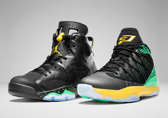 Jordan Brand Brazil Pack   Arriving at Retailers June 12th