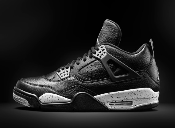 Air Jordan 4 Retro: Oreo   Remastered for Spring 2015