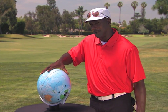 Michael Jordan Plays Can Jordan Palm It on Jimmy Kimmel Live!