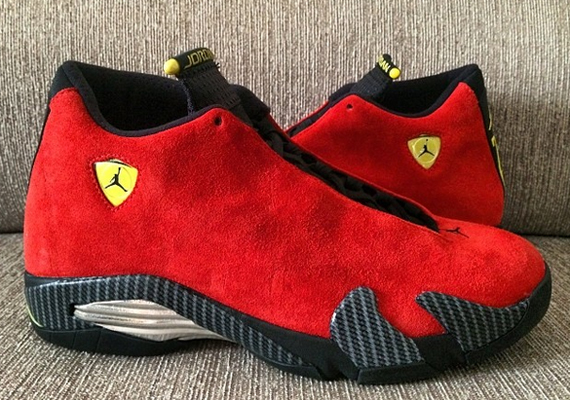 aa64578705d ... where can i buy the air jordan 14 is only a month away thanks to the