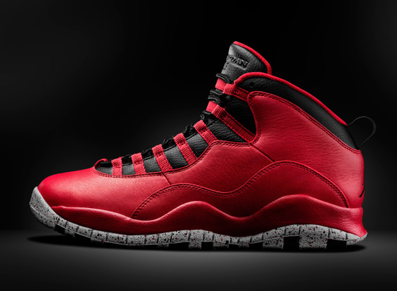 Air Jordan 10 Retro: Red Cement   Remastered for Spring 2015