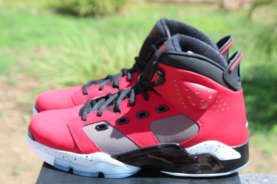 detailed look ad643 8d8eb ... Air Jordan 6-17-23. Color  Gym Red Black-Pure ...